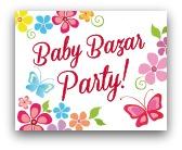 Baby Bazar Party