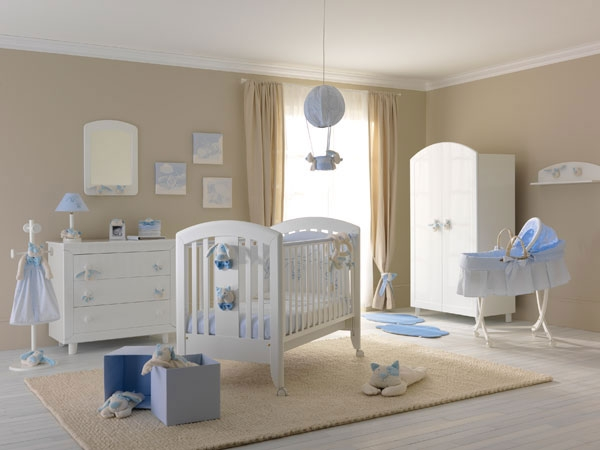 Come arredare la cameretta dei bambini con l usato di baby for Lettini per bambini