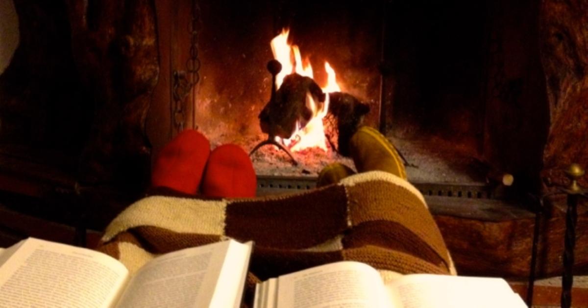 leggere al fuoco
