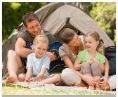 campeggio con bimbi