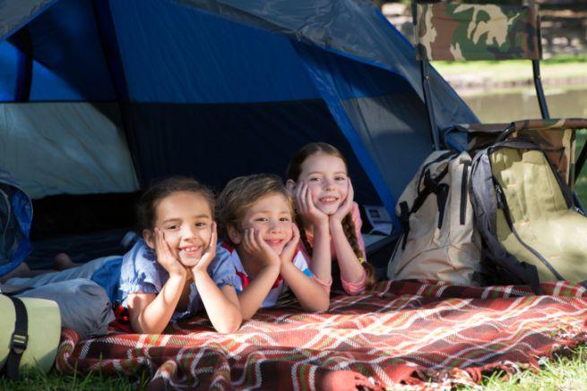 camping famiglia