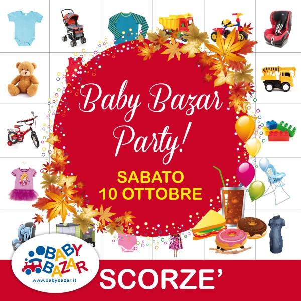 a9c238be091f5 Baby Bazar Scorzè  il negozio dell usato per bambini a Venezia
