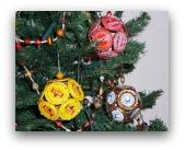 Alberi ecologici per un natale ecofriendly for Addobbi natalizi per porte