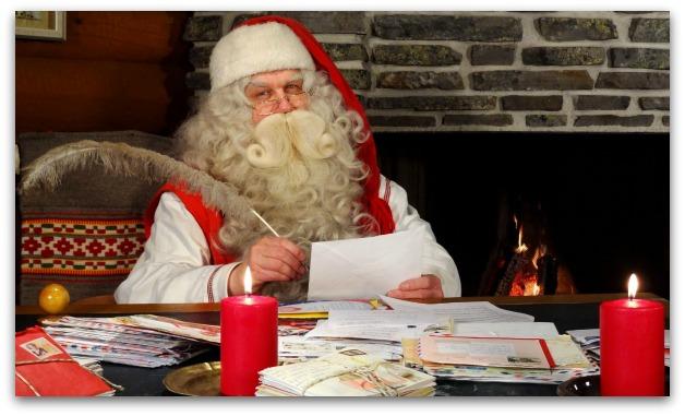 Esiste Babbo Natale Si O No.Babbo Natale Esiste Le Domande Dei Bambini