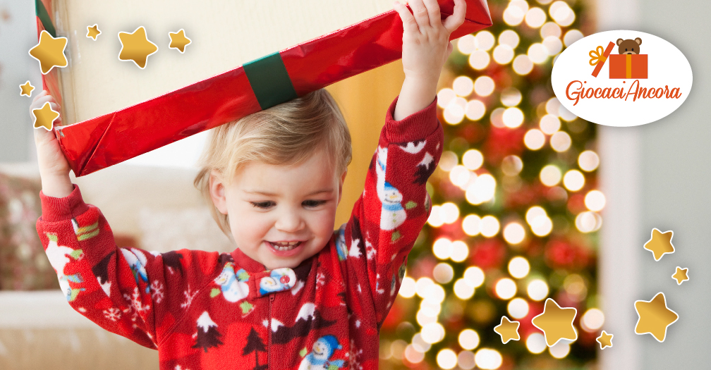 Trasforma l 39 usato del tuo bimbo in idee regalo for Usato in regalo