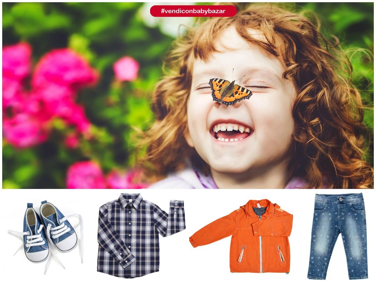 vendere abbigliamento usato bimbi primavera