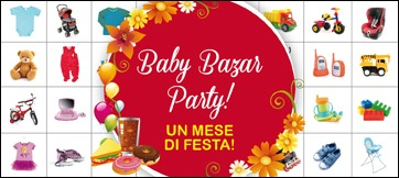 Baby Bazar Party primavera 2016