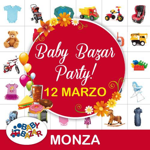 Baby Bazar Party Monza