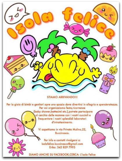 Isola felice Buccinasco