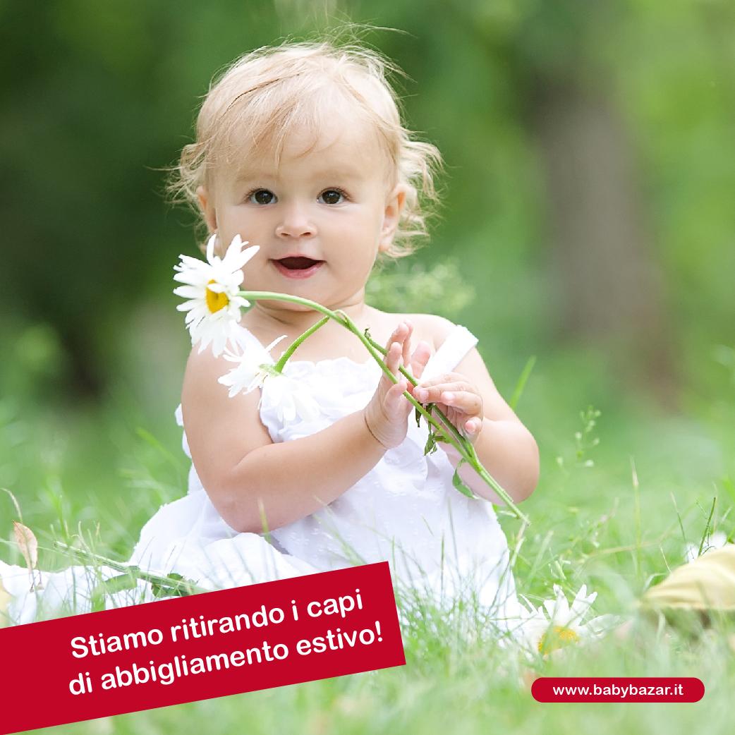 Inizia il ritiro dell abbigliamento estivo usato per bambini! b77b4b0b9c5