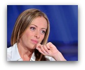 Giorgia Meloni candidata sindaco