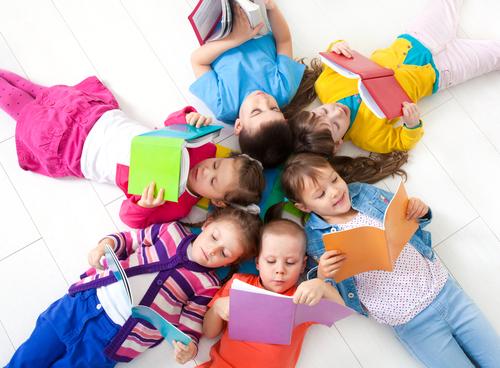 libri per l'infanzia usati