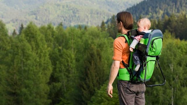zaino trekking bambini