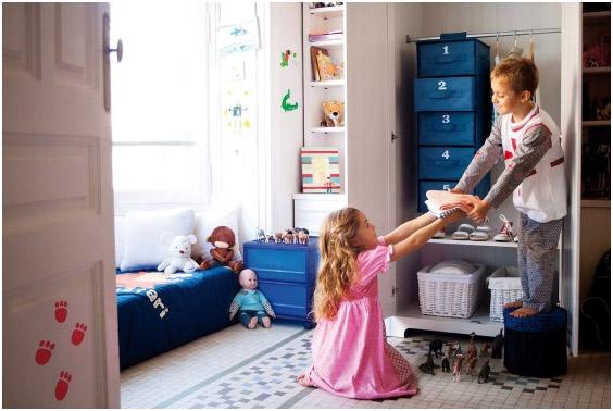 Decluttering della cameretta completalo con baby bazar - Riordinare la casa ...
