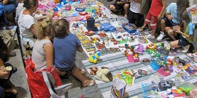 mercatino dei bambini Cattolica