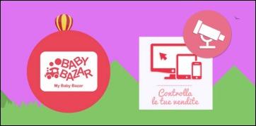 vendere usato bimbo con Baby Bazar