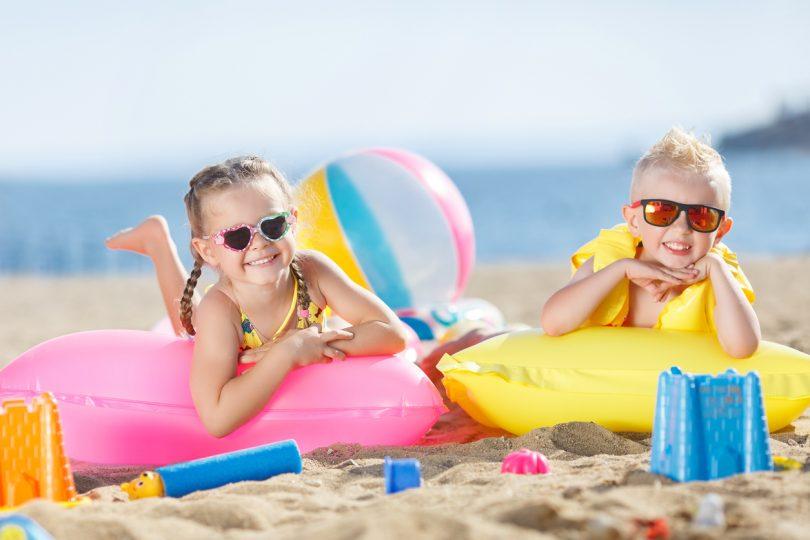 articoli spiaggia usati