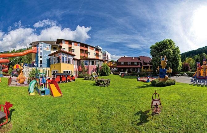 villaggio dei bambini Trebesing