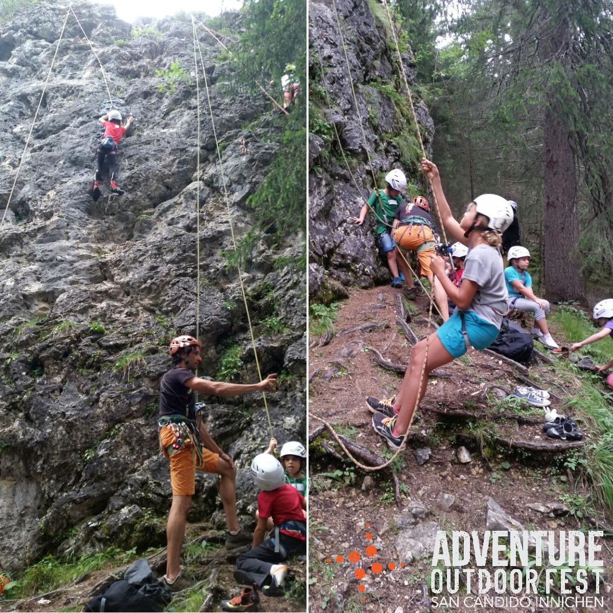 adventure outdoor festival bambini