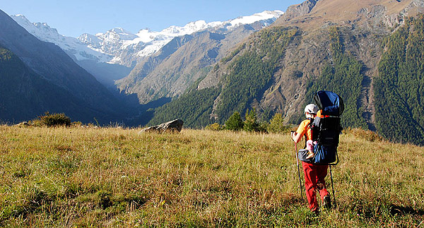Portaci i porta bimbo usati che non usi pi baby bazar - Zaino trekking porta bimbo ...