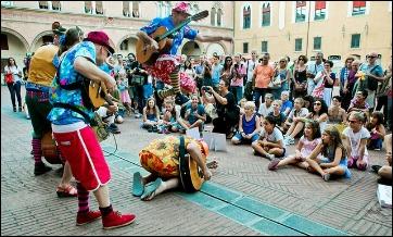 Ferrara Buskers Festival Ferragosto