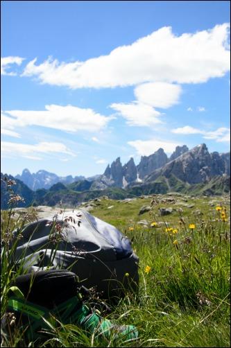 Passo Valles - dolomiti