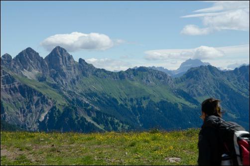 Rifugio Laresei Dolomiti