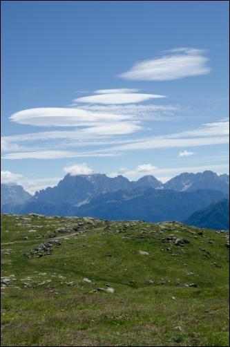 Pale di San Martino - Rifugio Laresei