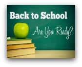 tornare a scuola bambini