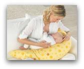 cuscino per l'allattamento