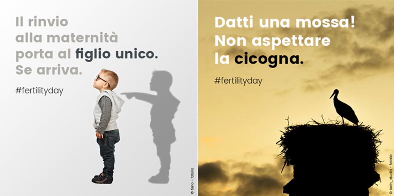 Fertility Day campagna