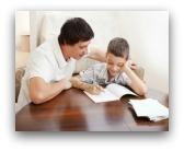 aiutare compiti a casa