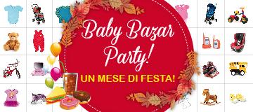 Baby Bazar party autunno