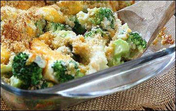 broccoli al gratin