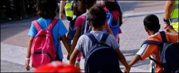 bagni separati per bimbi rifugiati Cagliari