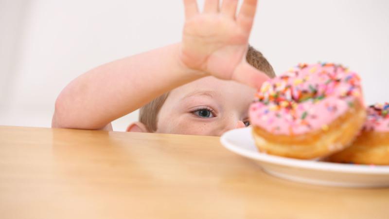 il cibo del bambino