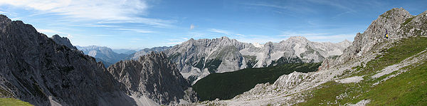parco naturale karwendel Innsbruck