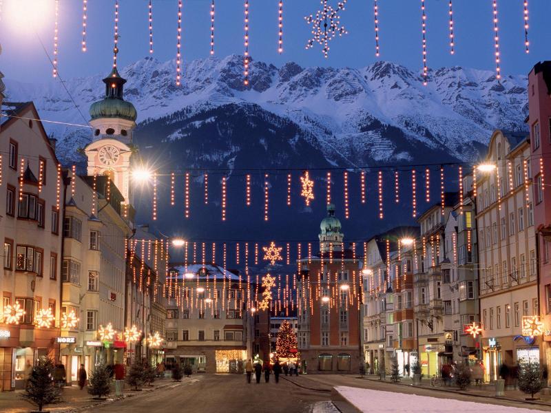 mercatini di Natale Innsbruck