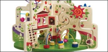 giocattoli legno usati