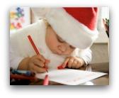 scrivere letterina a Babbo Natale