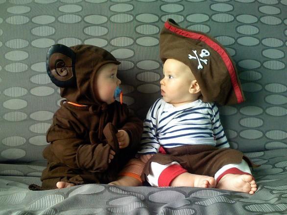 costumi di Carnevale per neonati usati