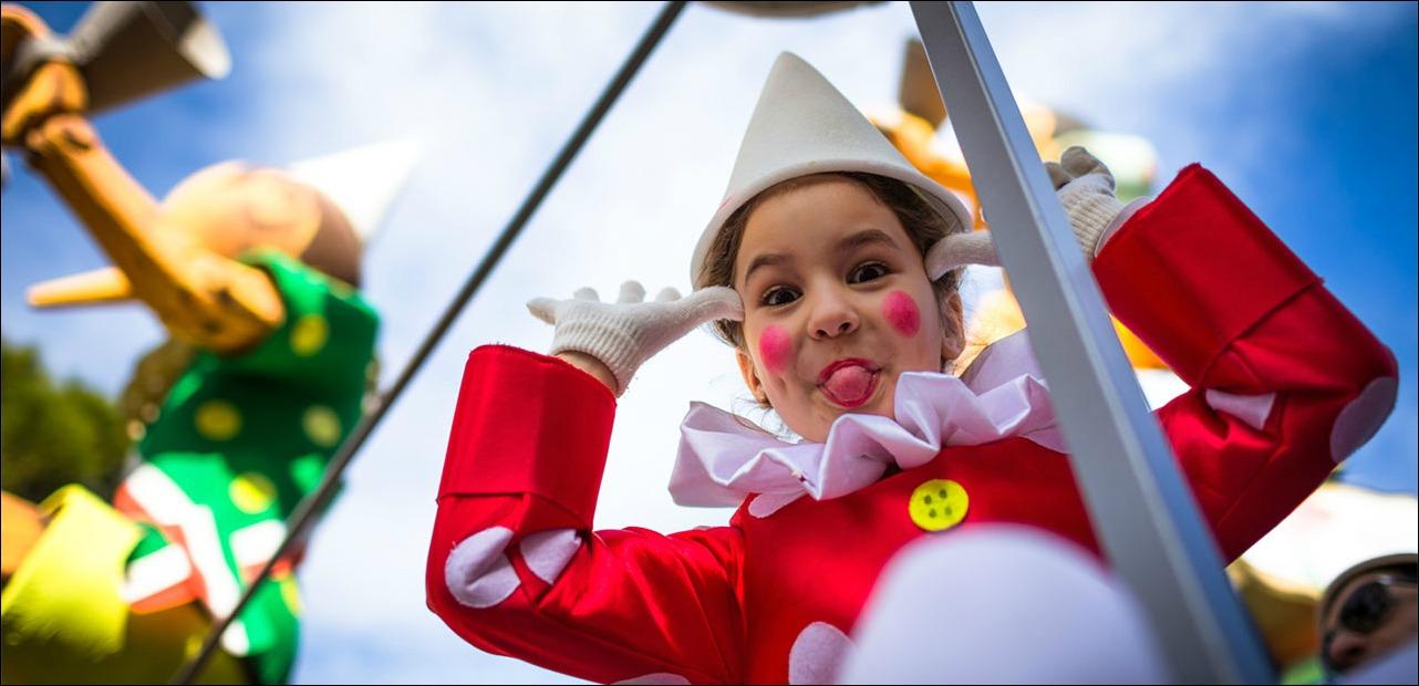 Carnevale bambini costumi
