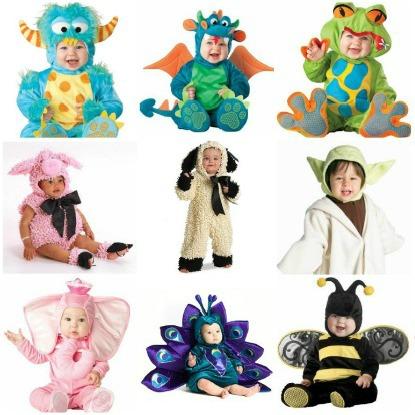 costumi di Carnevale per neonati