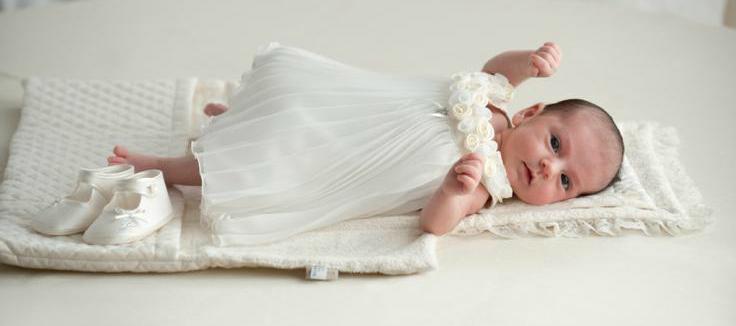 abbigliamento usato bimbi battesimo