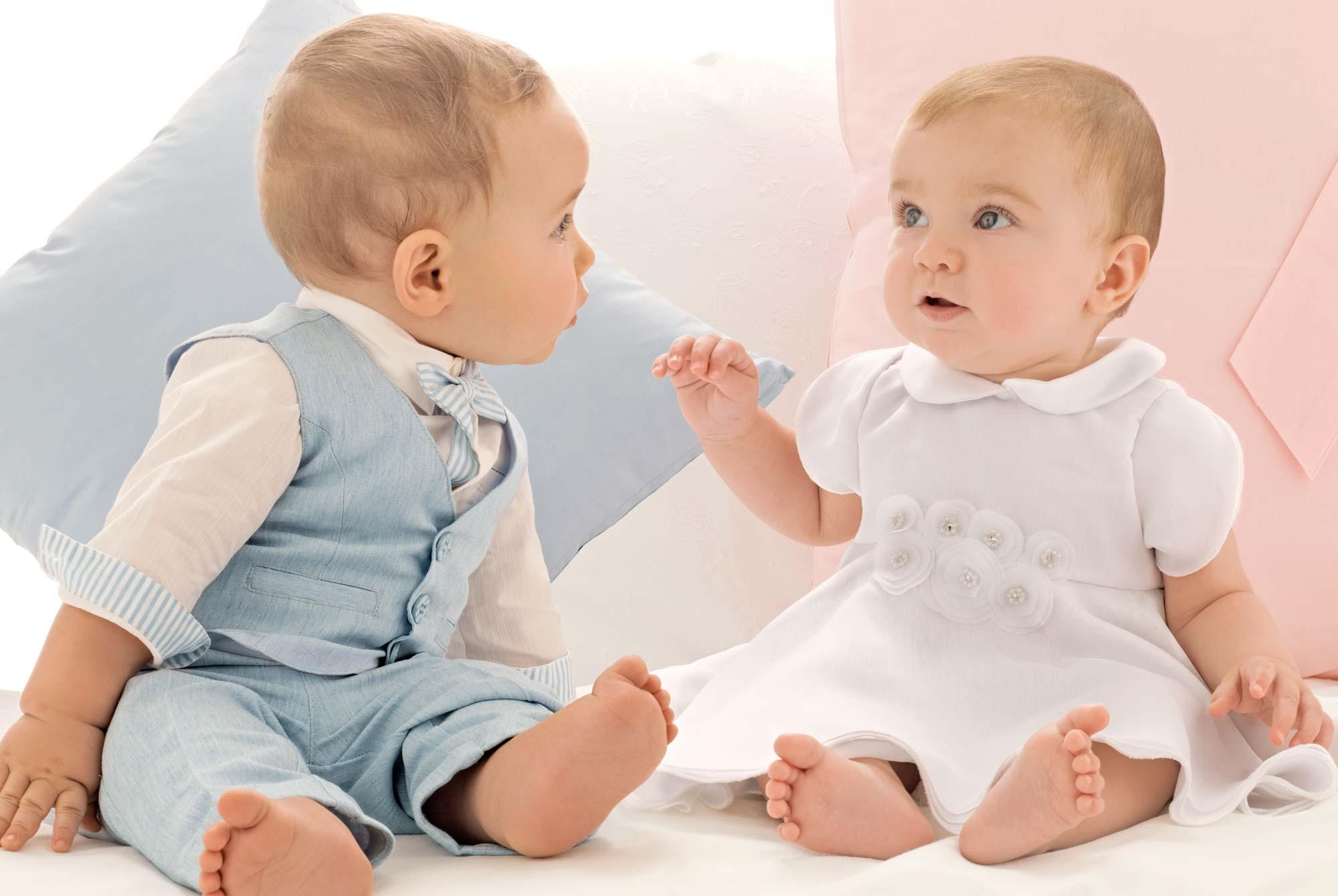 buy popular 4347f 01857 Abiti da cerimonia: vendi i capi per battesimi - Baby Bazar