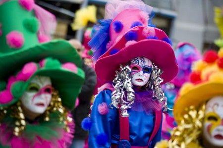 costumi di Carnevale usati per bambini