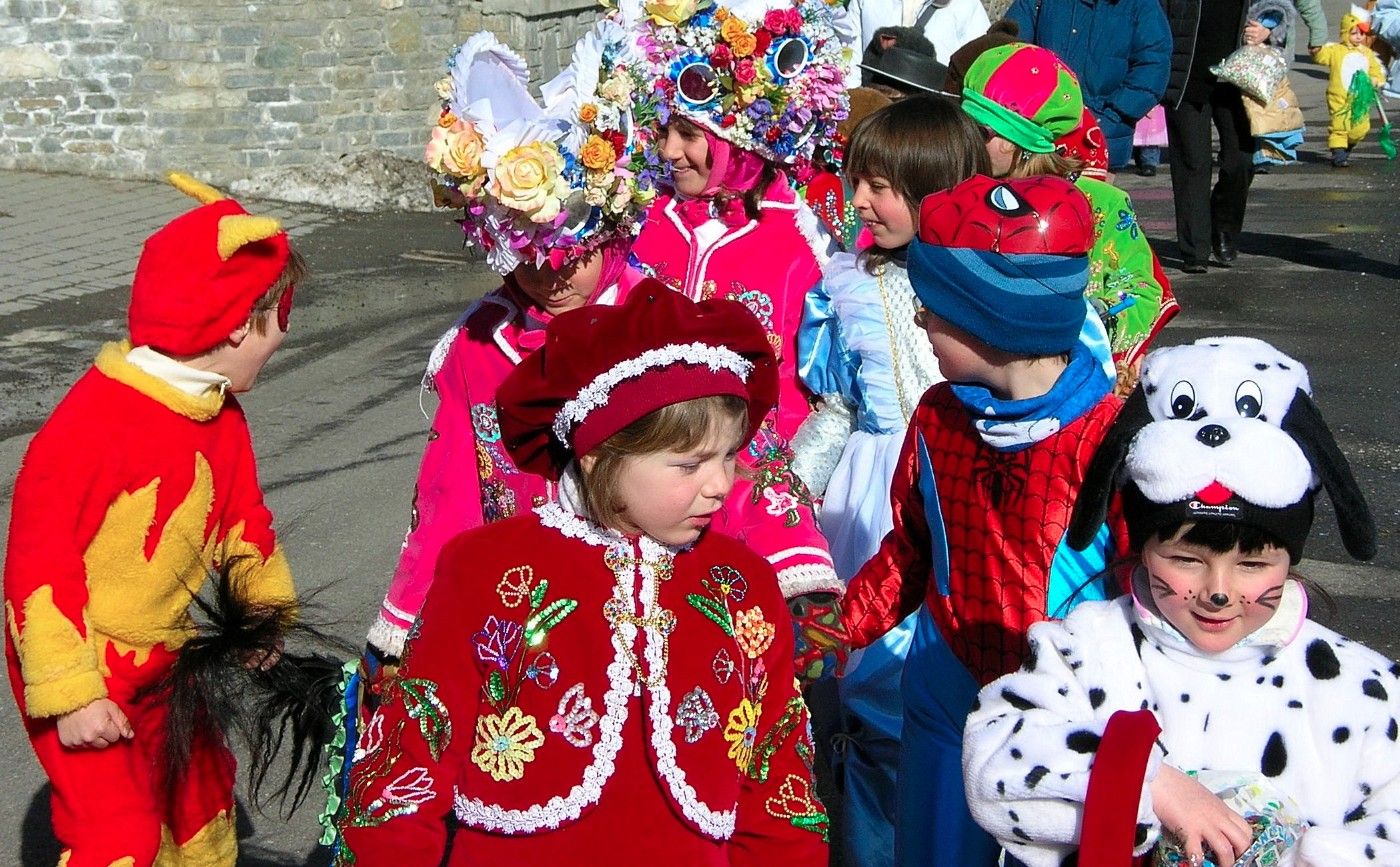 carnevale per bambini Venezia