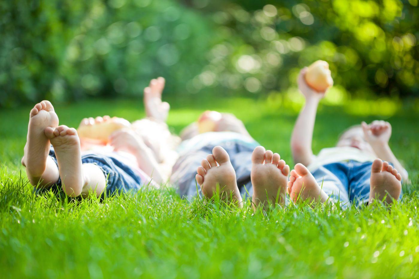 giochi da giardino per bambini usati