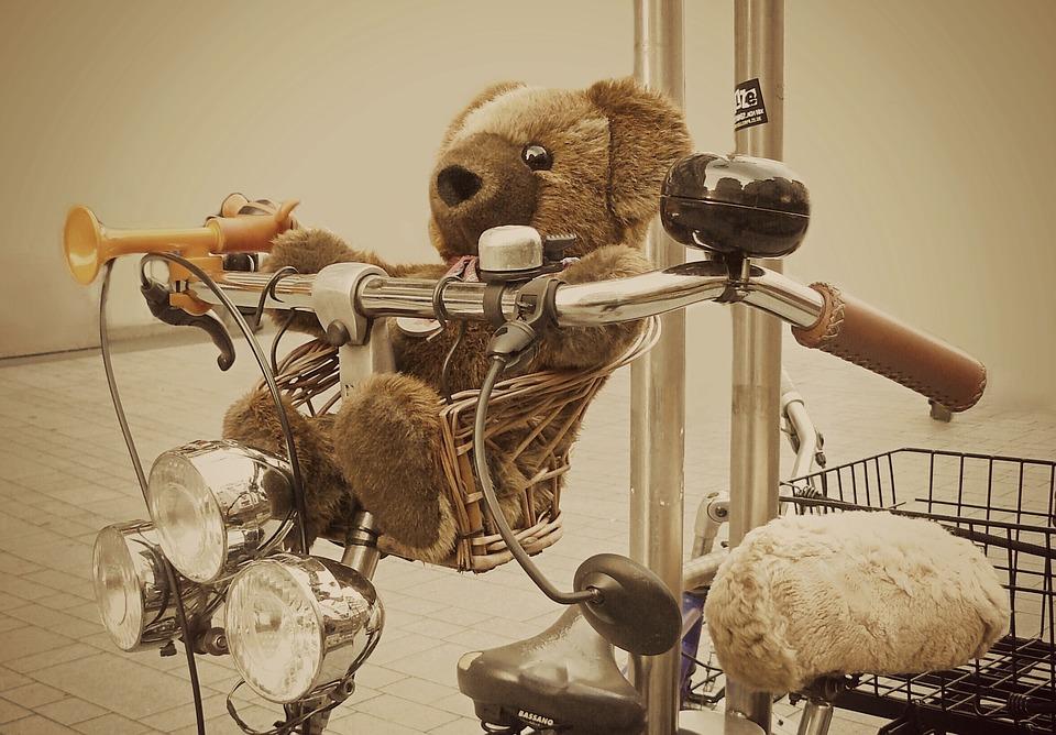 bici usata bimbo