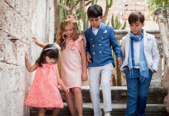 vestiti da cerimonia per bambini usati